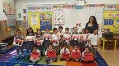Mrs. Zuleyma's PK4 Class