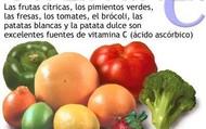 Contienen vitamina C