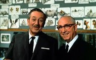 Walt Disney and Roy Disney