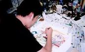 Oda's work