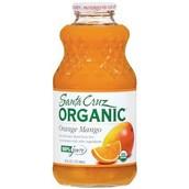 Santa Cruz Organic Juices 946ml 2.99!