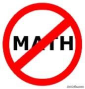 No me gusta matematicas.