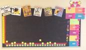 Class Data Wall