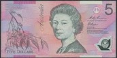 $5 notes