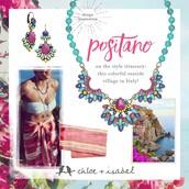 Get the look: Positano