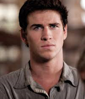 "Liam Hemsworth- Gale from ""The Hunger Games"" as Jack"