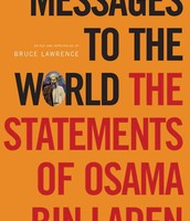 Messages To The World The Statements Of Osama Bin Laden