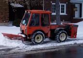 Side Walk Ploughs