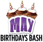 Let's celebrate the following May birthdays: