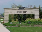 Moving to Brampton
