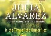 Julia Alvarez...