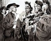 How They Got Along With the American Indians