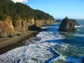 Pacific Ocean/ Oregon Coast