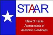 STAAR Testing : May 9-11