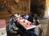 Real Men Cook: Father-Son-Mentor Round Table Discussion