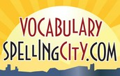 Spelling Words and Test