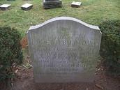 Harriet  grave