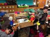Exploring our passion for puppets!