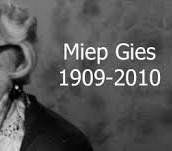 Meip Gies 1909-2010