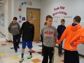 6th Grade: Little Green Army Men Activity