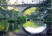 La vertiente atlantica: Los ríos de Galicia.