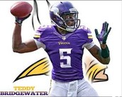 bridgewater qauter back started in 2015