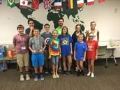 iEngage Summer Civics Institute- Group 8