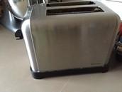 Toaster -£5