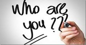 1. Who are you? / Where are you now?