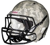 This is our prize possession for Helmets it is the most protective Helmet we have
