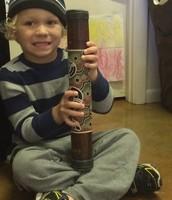 Lucas's favorite instrument!