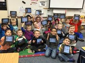 62 iPADS have been delivered to Teachers
