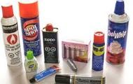 Types of Inhalants