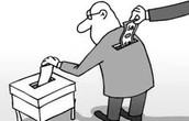 El voto comprado