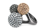 Soiree Trio Ring (Adjustable) $10
