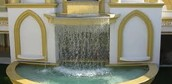 You can even be baptized here at the Holy Land Experience!