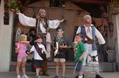 Captain Jack Sparrow Pirate tutorial