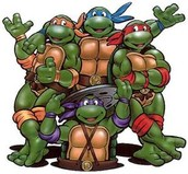 MUTANT TURTLE PIZZA PARTY-elementary menu for APRIL 15TH