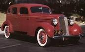 Chevy 1935 Master Deluxe