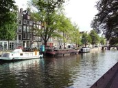 Prinsengracht Amsterdam Canal