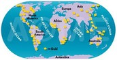 where is it found in the world