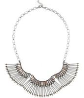 Twilight Fringe Necklace