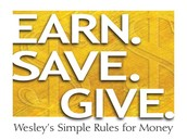 Upcoming Sermon Series: Earn. Save. Give.