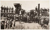 Transcontinental Railroad - 1863-1869