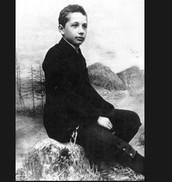 Albert As a Boy