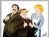 Harrys mugle family