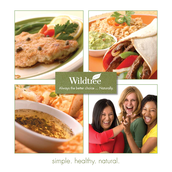 Delicious. Healthy. Affordable. Fast. Wildtree makes it possible.