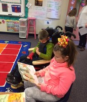 More buddy reading