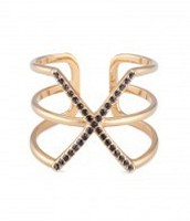 SOLD-Pave Sphinx Ring - S/M