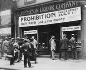 Liquor Store Before Prohibition